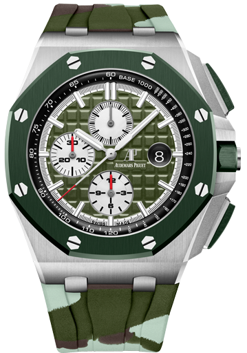 Audemars Piguet Royal Oak Offshore Selfwinding Chronograph 44 mm 26400SO.OO.A055CA.01