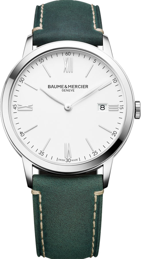 Baume & Mercier Classima Executives Quartz 40 mm 10388