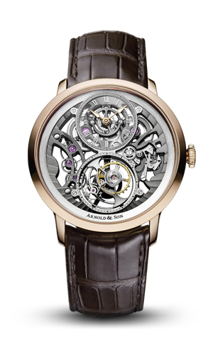Arnold & Son Instrument Collection UTTE Skeleton 1UTAR.S10A.C320A