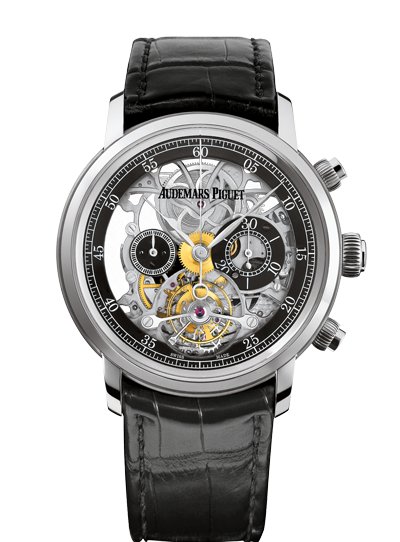 Tourbillon Chronograph 41 мм