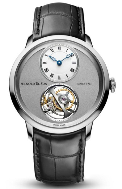 Arnold & Son Royal Collection UTTE Tourbillon 1UTAG.S04A.C121G