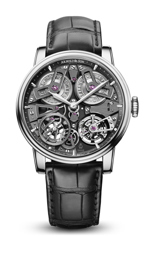 Arnold & Son Royal Collection Tourbillon Chronometer No.36 Tribute Edition 1ETAS.B01A.C113S
