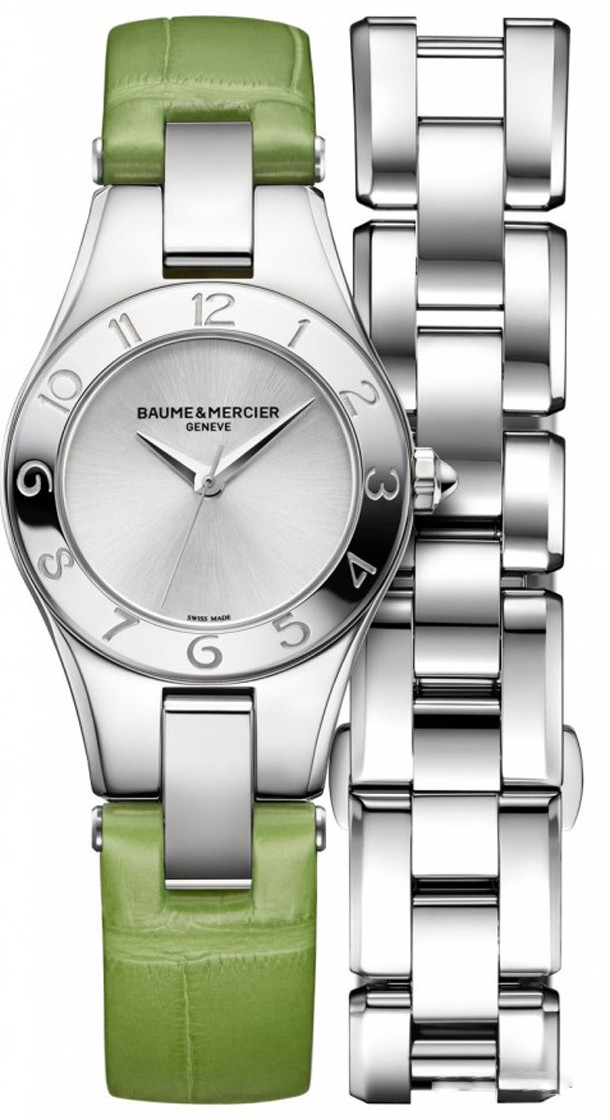 Baume & Mercier Linea Quartz 27 mm Green Quartz 27 mm Green