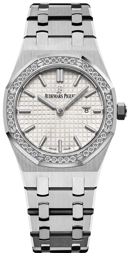 Audemars Piguet Royal Oak Quartz 33 мм 67651ST.ZZ.1261ST.01