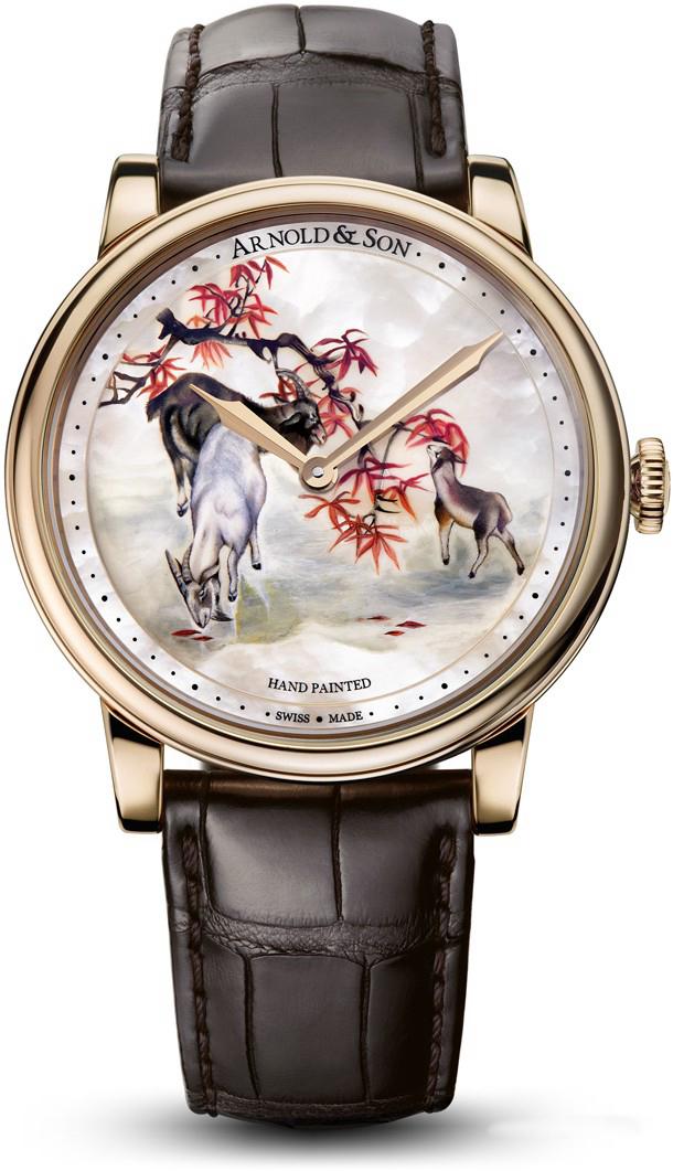 Arnold & Son Royal Collection Collection HM Goats 1LCAP.M07A.C110A