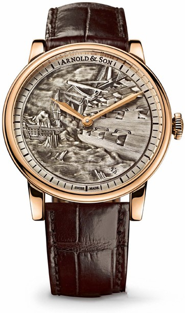 Arnold & Son Royal Collection HMS Victory Set 1LCAP.S06A.C111A