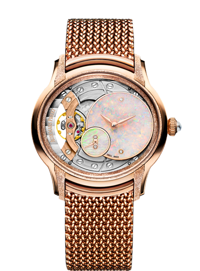 Frosted Gold Opal Dial 39.5 мм