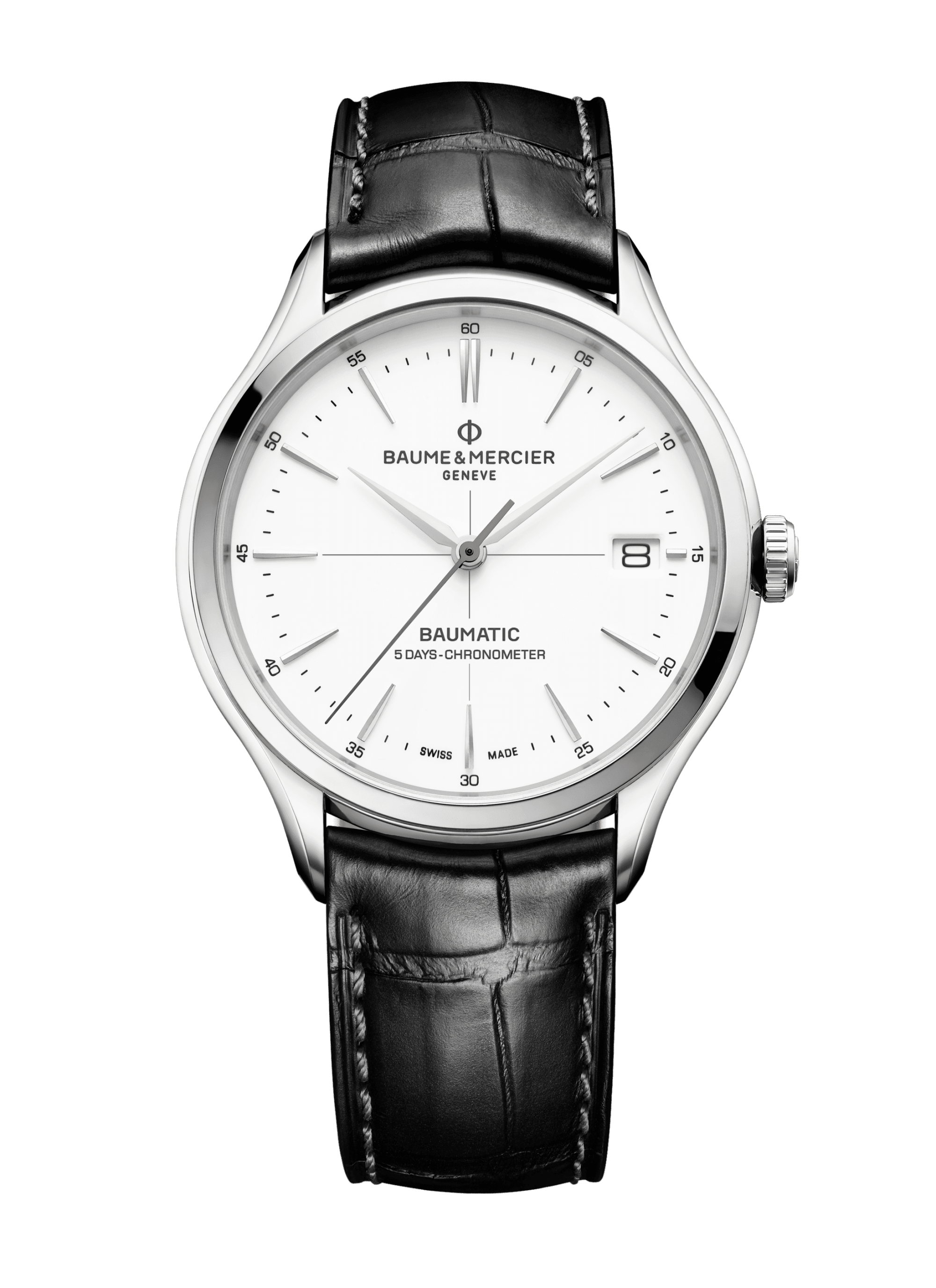 Baume & Mercier Clifton 1830 Date 10436