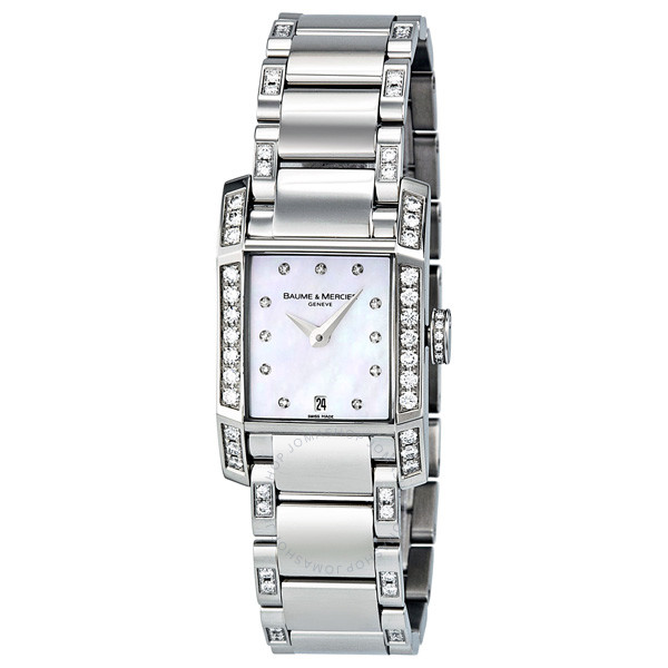 Baume & Mercier Diamant Diamonds S 8792