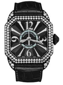 Backes & Strauss Steel Collection Berkeley Diamond Knight 43 BY33MAD2RDK.STPVD.BWA
