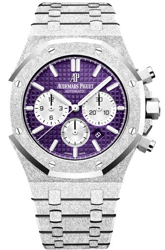 Audemars Piguet Royal Oak Frosted Gold Selfwinding Chronograph 41 мм 26331BC.GG.1224BC.01