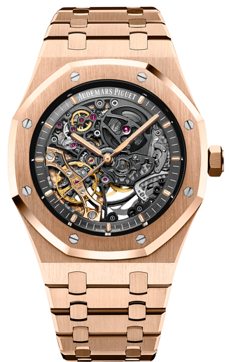 Audemars Piguet Royal Oak Double Balance Wheel Openworked 41 мм 15407OR.OO.1220OR.01