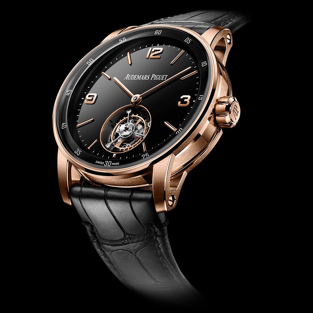 Selfwinding Flying Tourbillon 41 мм