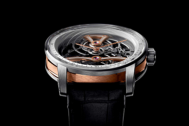 Audemars Piguet Tourbillon Openworked Two-Tone на аукционе Only Watch 2019